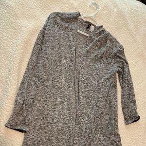 H&M Divided Grey Thin Cardigan